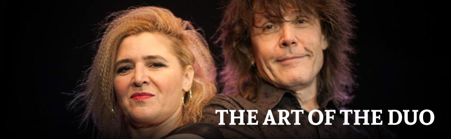 The Art of the Duo - Birgit Ellmerer (Gesang) und Stefan W. Müller (Piano/Keyboard)