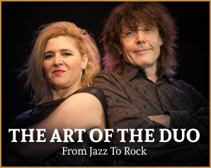 The Art of the Duo - Birgit Ellmerer (Vocals) and Stefan W. Müller (Piano)